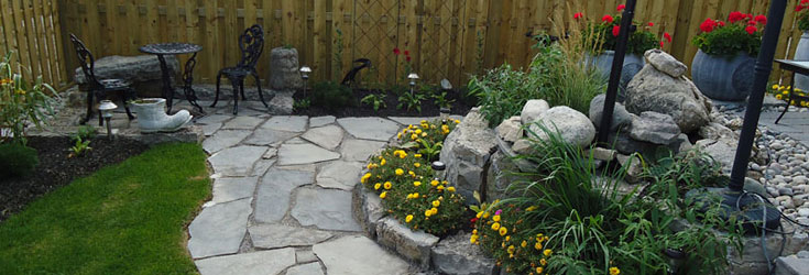 Landscaping in Grimsby - Slide Image 1